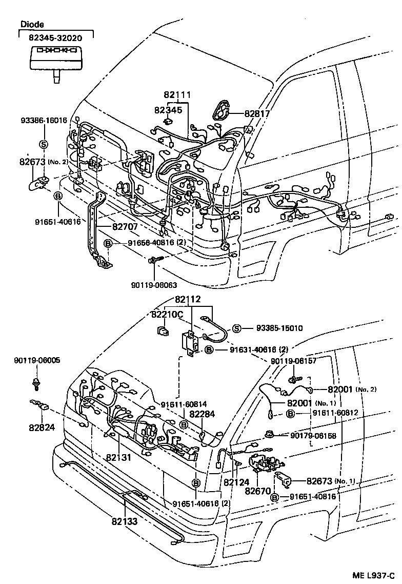 toyota liteace wiring diagram