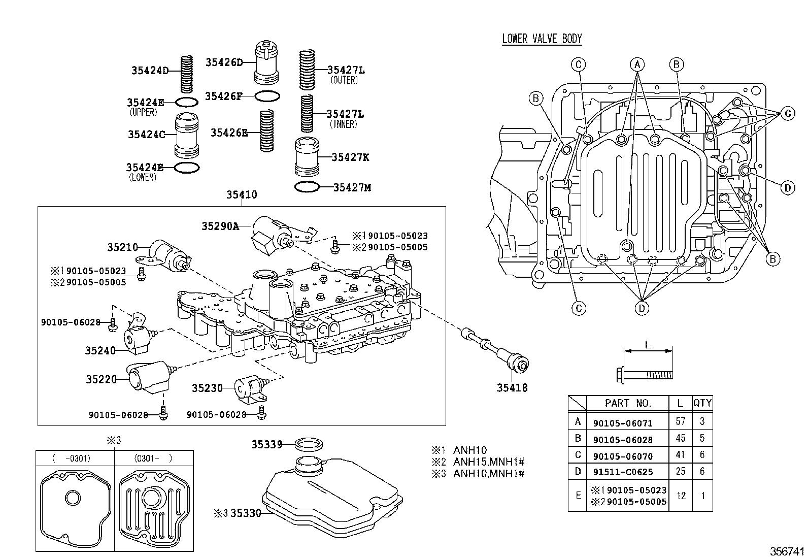 toyota voxy fuse box diagram