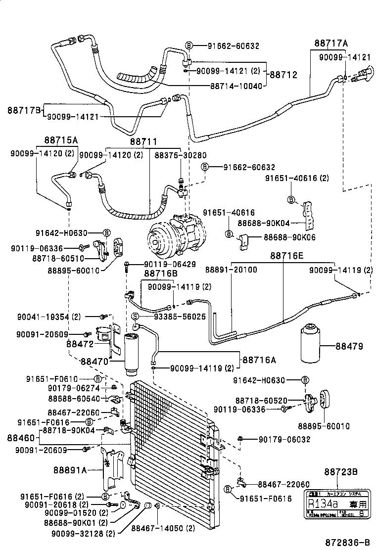 1997 toyota land cruiser repair manual