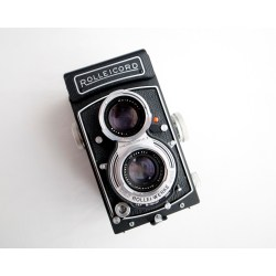 Small Crop Of Medium Format Film