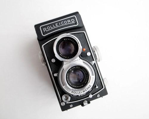 Medium Of Medium Format Film