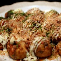 Takoyaki and Anthony Bourdain: No Reservations Osaka
