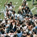 Soccer - 1986 World Cup - Final - Argentina v Germany - Mexico City
