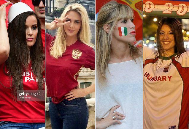 EURO 2016'nın en güzel taraftarları
