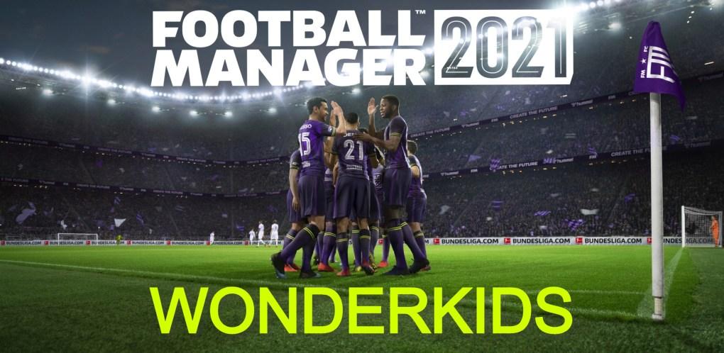 Football Manager 2021 Wonderkids - FM21 Wonderkids liste