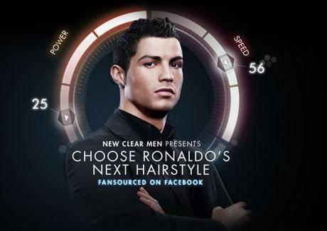 Cristiano Ronaldo yeni Clear reklamı kamera arkası