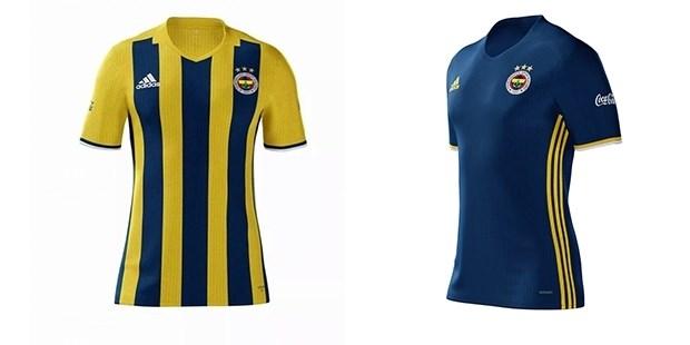 Fenerbahçe 2016-2017 yeni formalar (Söylenti)