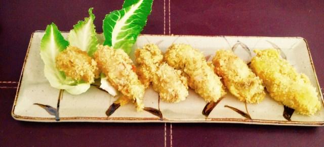 Huîtres panées Kaki furai 牡蠣フライ