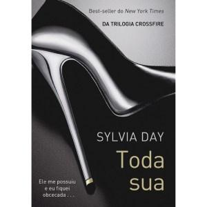 """Capa do livro """"Toda Sua"""""""