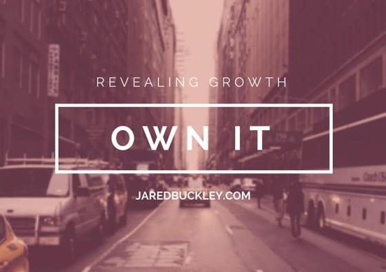 4 Areas You Must Own To Grow