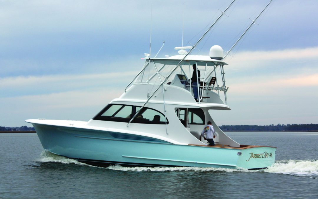 Jeff Burton 46' Miami Bound: Time for a Launch Party!