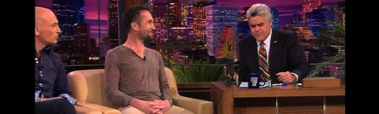 Adventurer Jason Lewis on The Tonight Show with Jay Leno