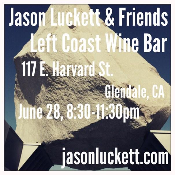 Left Coast June 28