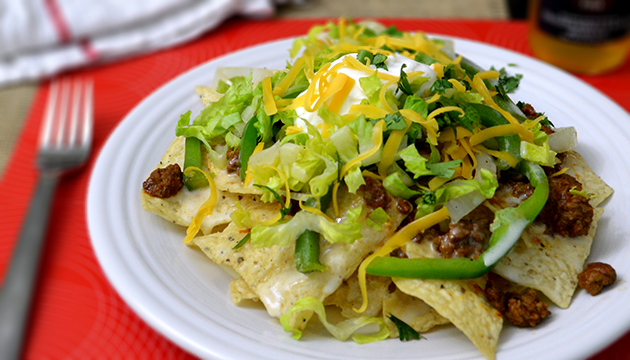 DIY Nachos from www.jasonscooking.com