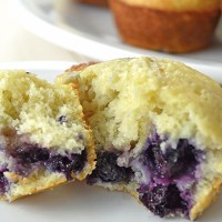Orange Blueberry Muffins from www.jasonscooking.com
