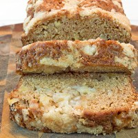 Apple Bread from www.jasonscooking.com