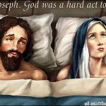 Was Joseph Suspicious of Mary's Pregnancy?