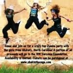 Zumba Poster