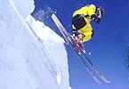 Ski Jasper's slopes!