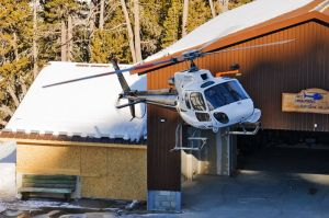 Helicopter Trips in Jasper Canada