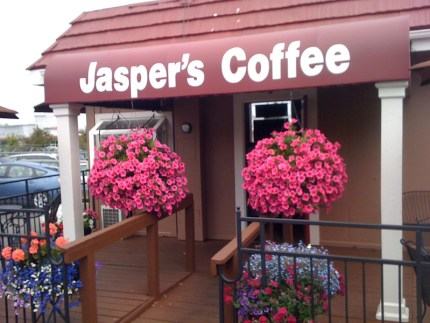 Jasper's Seatac Coffee House Drive-Thru