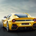 Nieuwe Ferrari F12 TdF