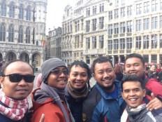 Kang Irwan, Jauhari Khusnun Lik Ipin Mas Okti dan Cak Edy