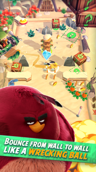 Angry Birds Action Hero