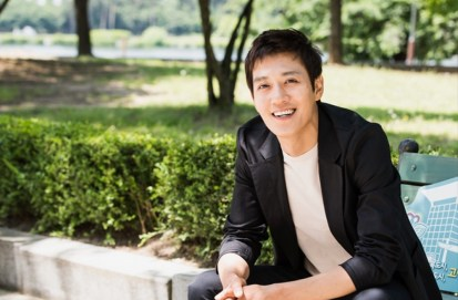 A Sweet Smile from Kim Rae Won