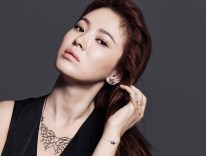 Song Hye Kyo for a Photoshoot