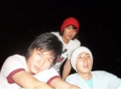 Jung Il Woo with His Close Friends Lee Min Ho and Kim Beom