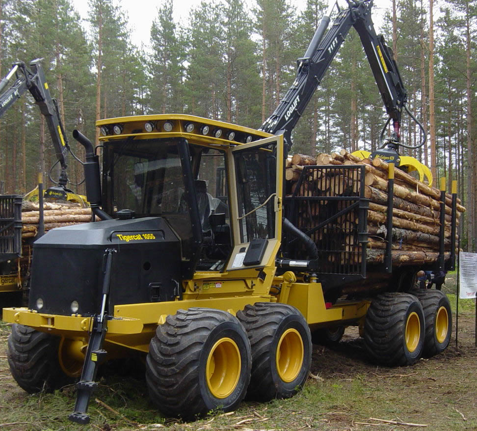 Money Laundering Case Studies Case Study 19 To 24 Javelin Solidworks Forestry Industry Success Story Tigercat