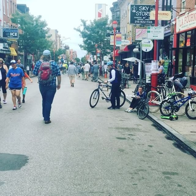 South Street #OpenStreets #jawnville #philly