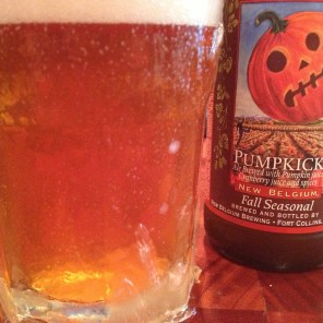 Pumpkick Fall Seasonal
