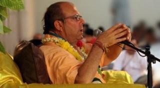 His Holiness Jayapataka Swami