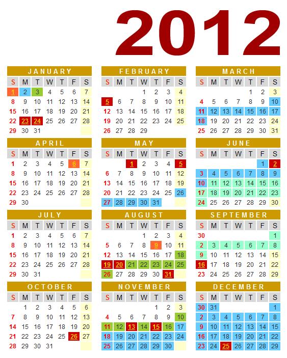 2012 Yearly Calendar Template Canada Chinese Lunar Calendar 2018 Yearly Printable Calendar Yearly Calendar 2012 New Calendar Template Site