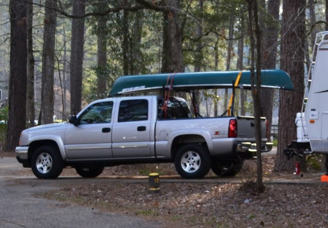 Carrying A Kayak On A 2013 X23b Jayco Rv Owners Forum