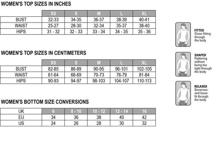Size Guide Luxury Womenswear Jayley