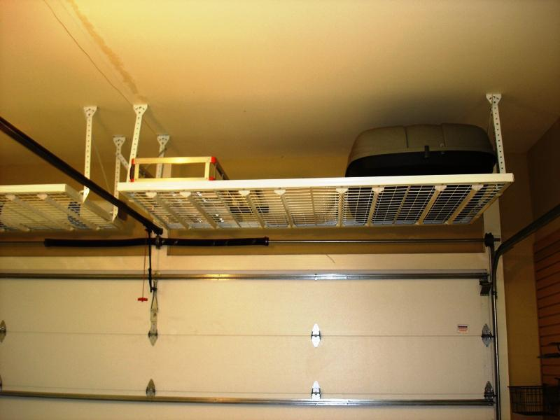 Garage Ceiling Storage Lowes Best Image And Wallpaper