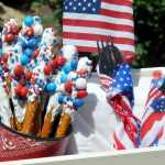 Skittles 4th of July Ideas table 6