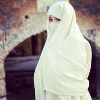 Beautiful Hijab Girl Wallpaper الحايك الجزائري أصالة، رونق و جمال جزائرية نت