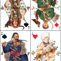 Playing Cards From Ukraine