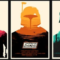Olly Moss' Star Wars Posters