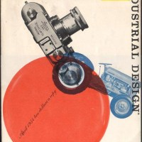 Industrial Design Magazine Covers by Alvin Lustig