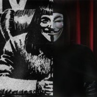 V for Vendetta Televised Speech - Original Comic Strip Scans