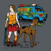 Scooby and Velma - Survivors of the Zombie Apocalypse