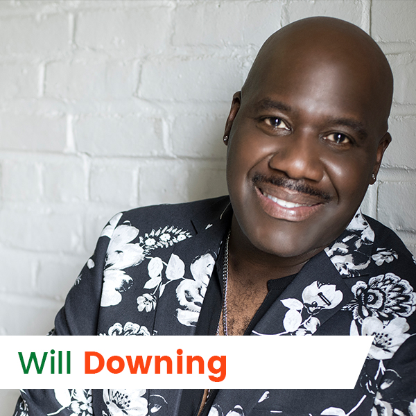 Jazz In The Gardens Will Downing at Jazz in the Gardens, Miami