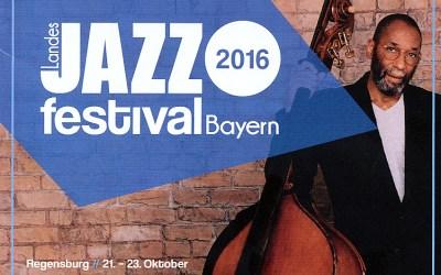 Erstes Bayrisches Landesjazzfestival feiert heute seine Premiere
