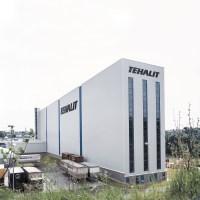Jochen Brill   Hallen- u. Industriebau GMBH   Tehalit HRL
