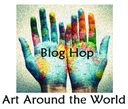 Blog hop-Art Around the World